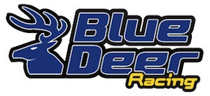 Blue Deer Racing Logo